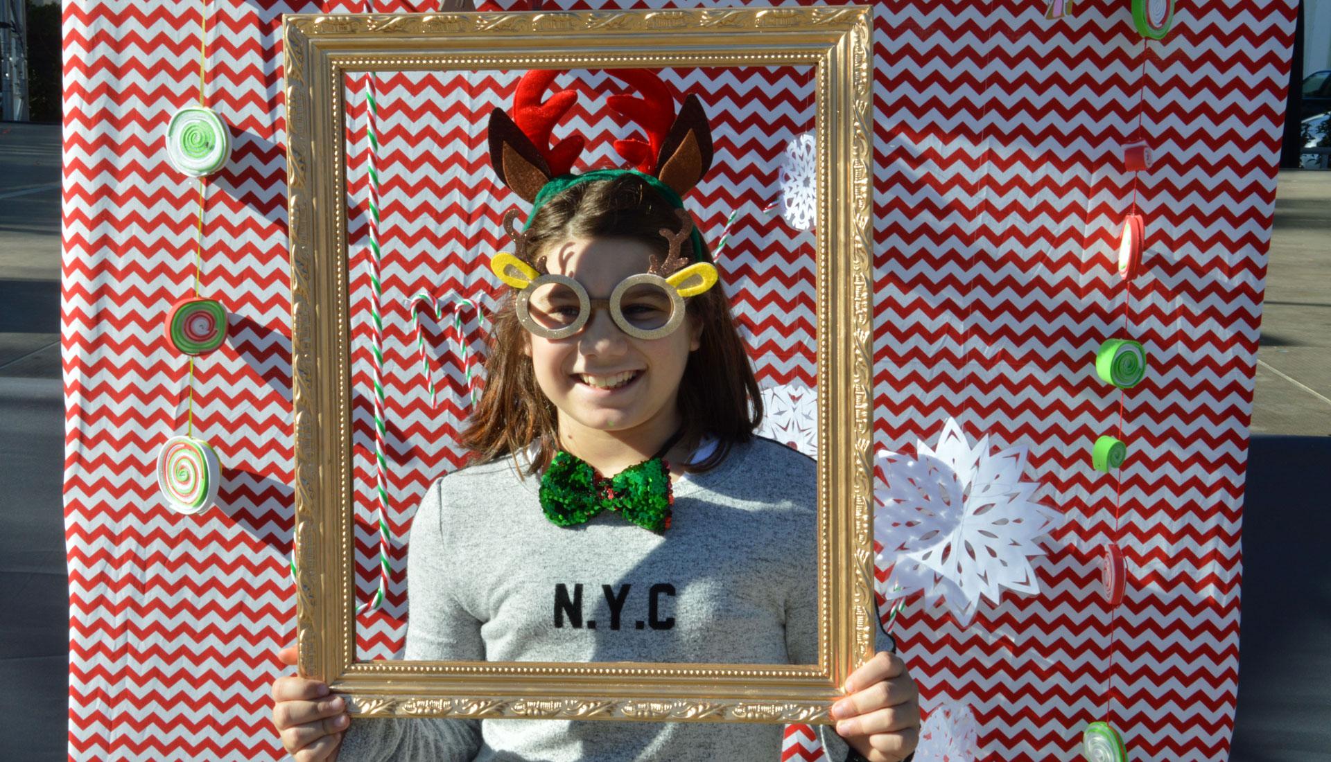 Χριστουγεννιάτικο-photobooth